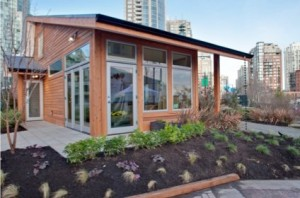 EcoDensity house JELD-WEN windows and doors