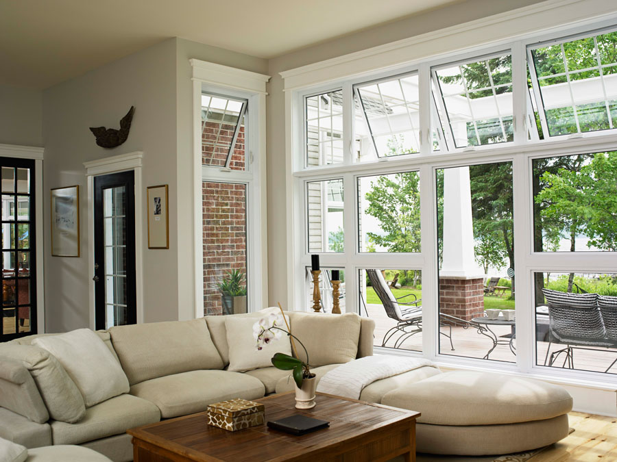 Casement Windows | Awning Windows | Vinyl Replacement Windows