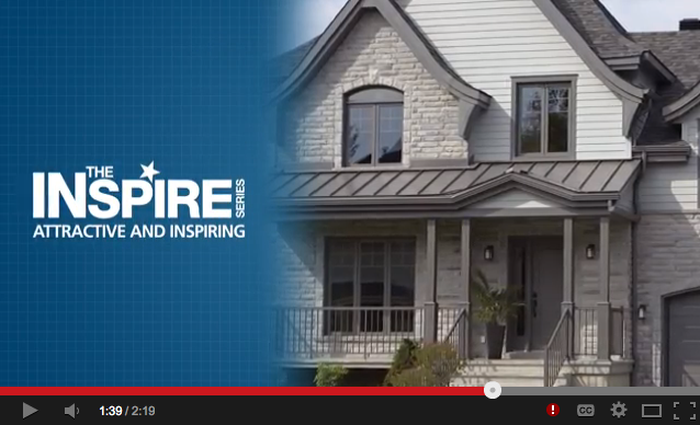 The Inspire Series is one of three series that explores JELD-WEN windows and doors on the JELD-WEN Video Hub.