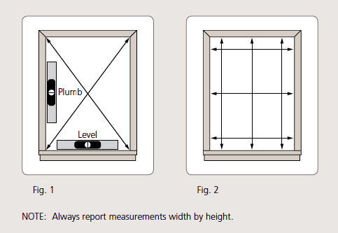How do i measure for replacement windows jeld wen blog for Replacement window sizes