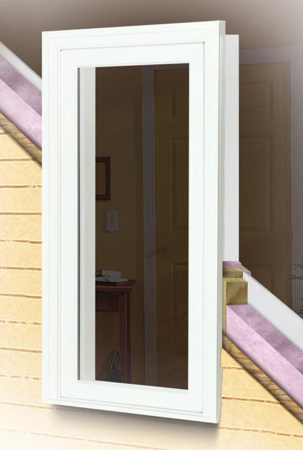Window installation full frame window installation for Installing vinyl windows