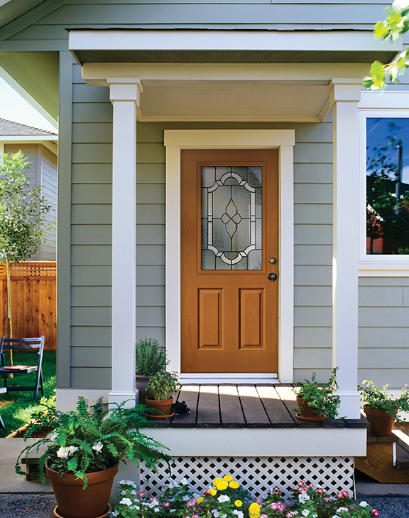 Why Should I Upgrade My Front Door?