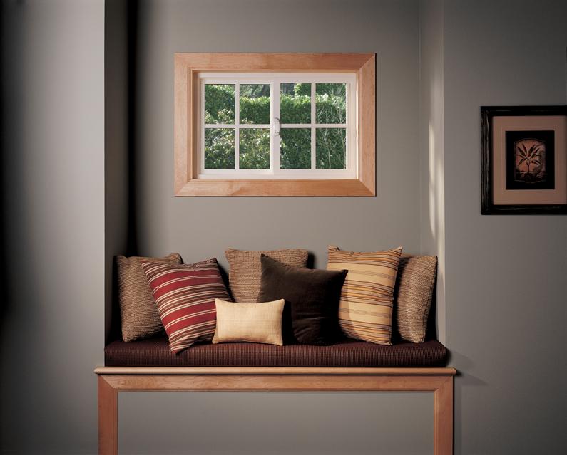 Les fenêtres comme élément de confort