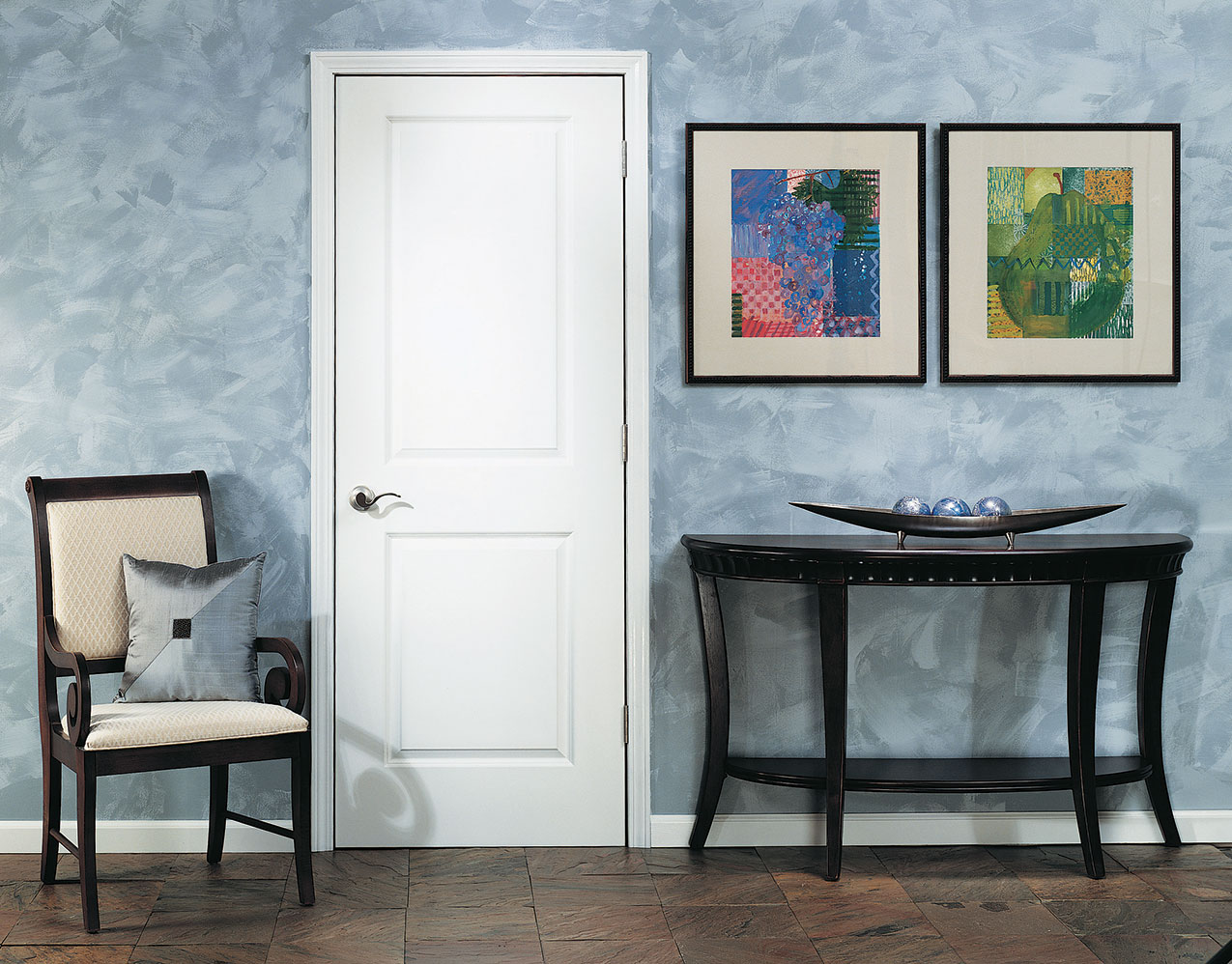 Open your World: Introducing the Carrara® Smooth Interior Door from JELD-WEN