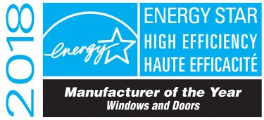 JELD-WEN Canada wins the ENERGY STAR® Manufacturer of the Year – Windows and Doors Award – for third consecutive year