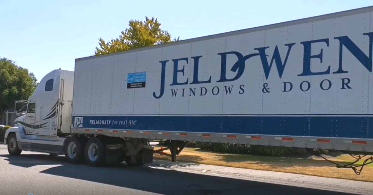 JELD-WEN_Canada_truck